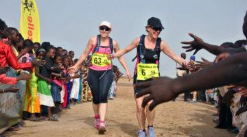 article-SIB Ouest encourage les coureuses des foulées solidaires pour la Sénégazelle 2015 !