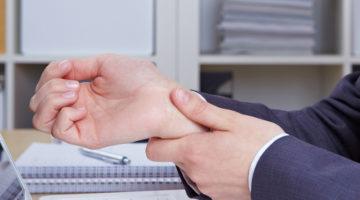 article-Saviez-vous que 1 travailleur sur 6 souffre du syndrome du canal carpien ?