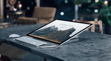 article-Microsoft a sorti la Surface Studio