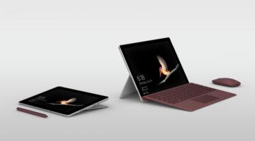 article-La moins chère des tablettes Surface : la Surface Go