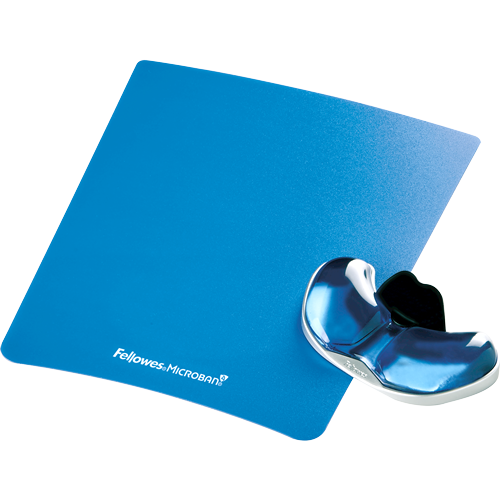 Fellowes Crystals_Glide_Blue_L