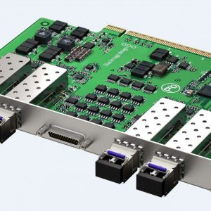 Universal Videohub 72 Optical Card