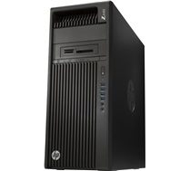HP Z440 Intel® Xeon® E5-1620 SSD 1 To RAM 16 Go Win 7 Pro
