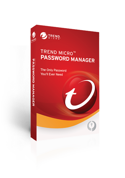 Trend Micro Logiciel Password Manager
