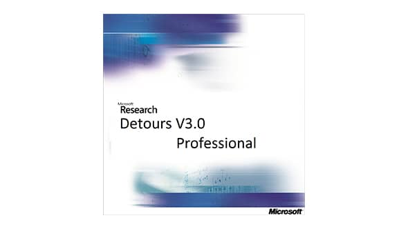 Microsoft Research Detours v3 Professional